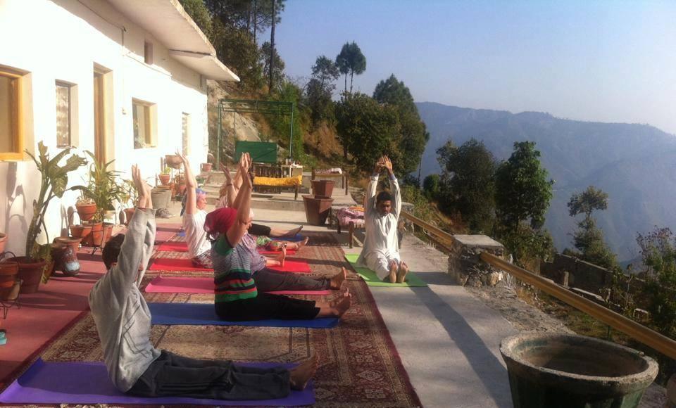 *** АюрВеда-Йога-тур Гималаи - Йога - 2017 20 марта - 4 апреля ***