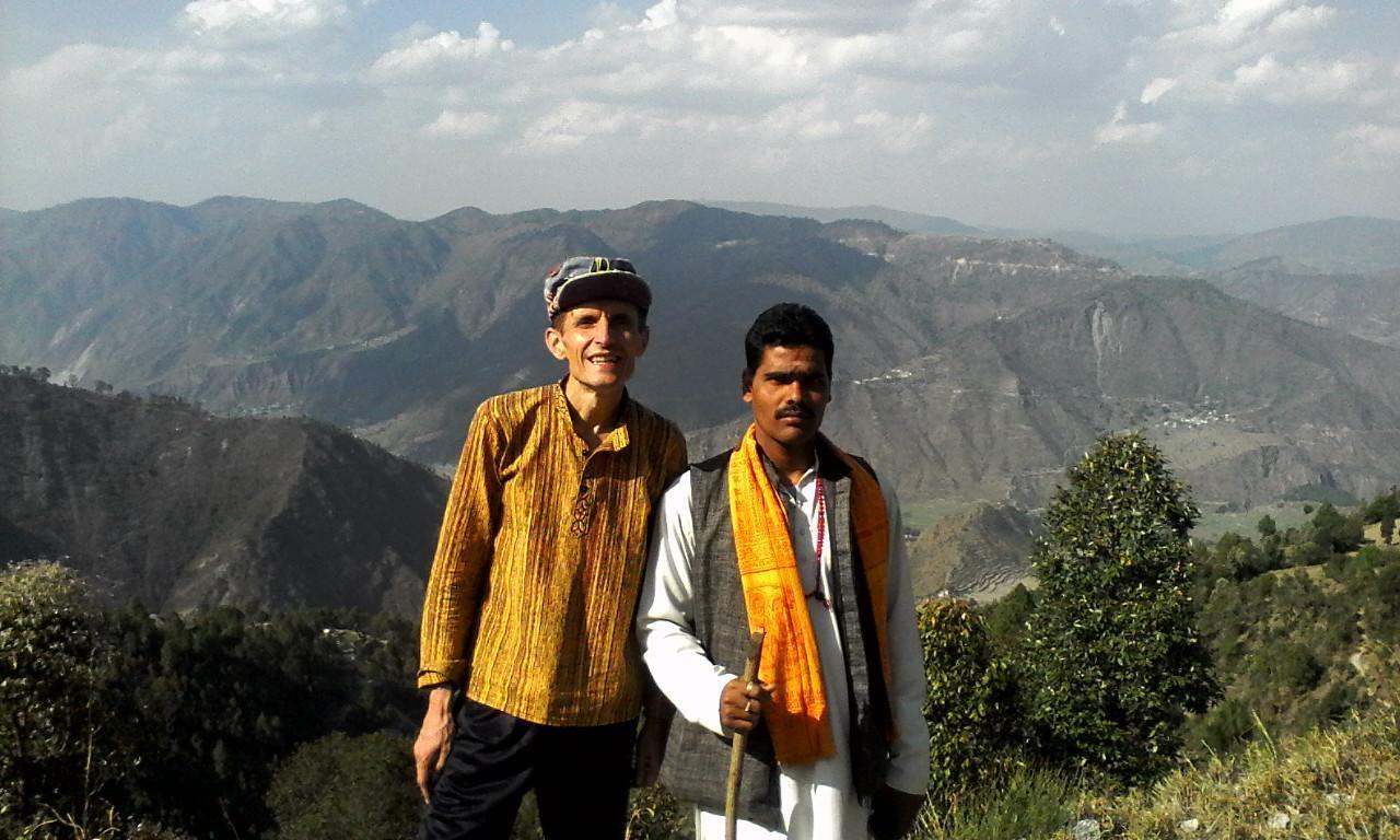 *** АюрВеда-Йога-тур Гималаи - прогулка пандит горы - 2017 20 марта - 4 апреля ***