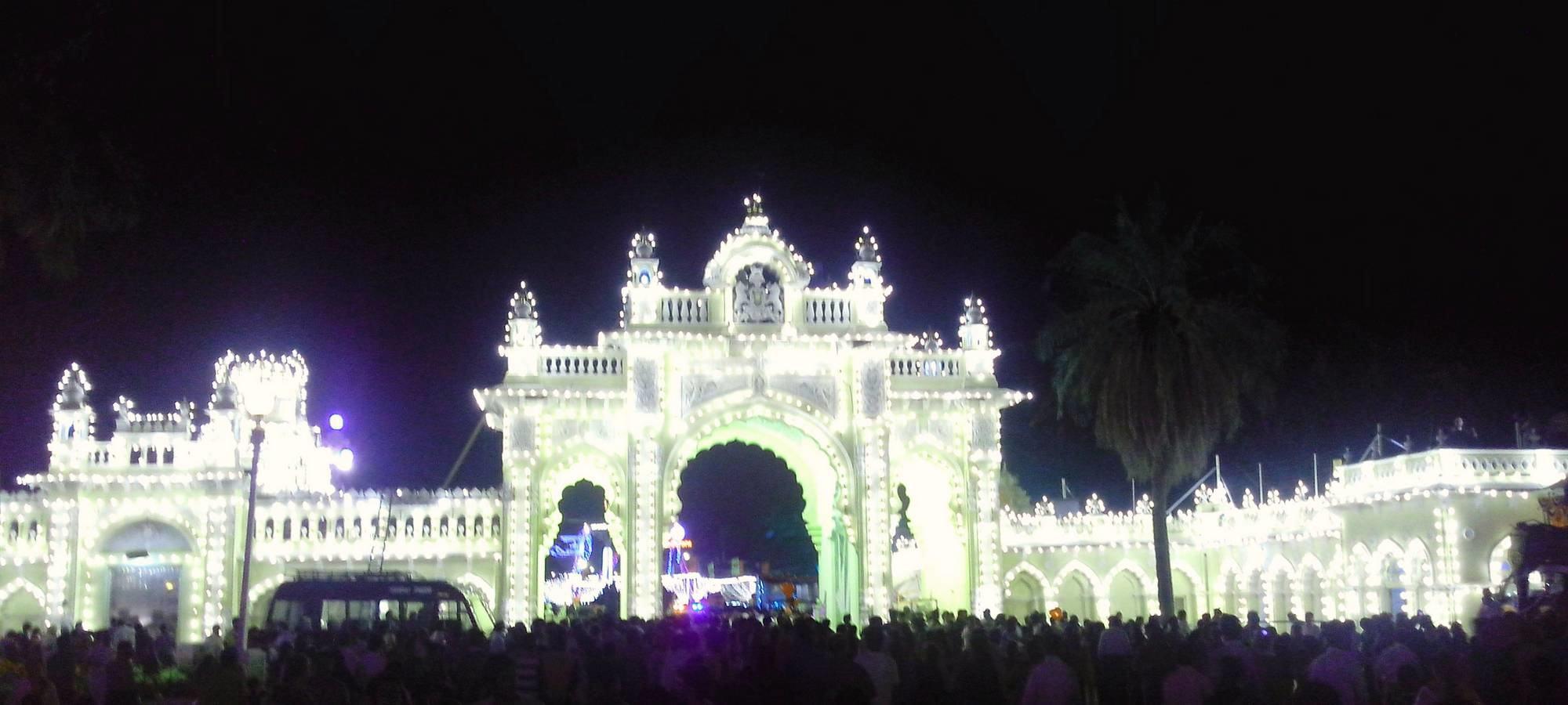 *** Поездка Йога-тур в Индию: штат Карнатака, Гокарна и Майсур. ***