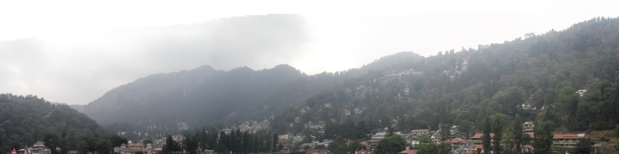 *** Индия, Гималаи, Найнитал, Баджери - Nainital ***